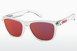 Ophthalmic Glasses Oakley FROGSKINS (OO9013 9013A5) - Transparent, White