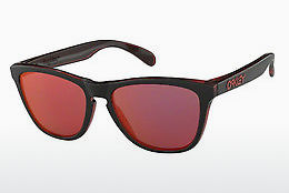 Ophthalmic Glasses Oakley FROGSKINS (OO9013 9013A7) - Red
