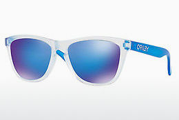 Ophthalmic Glasses Oakley FROGSKINS (OO9013 9013B2) - Transparent, White