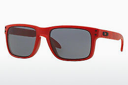 Ophthalmic Glasses Oakley HOLBROOK (OO9102 910283) - Red