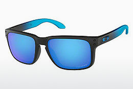 Ophthalmic Glasses Oakley HOLBROOK (OO9102 9102D2) - Blue, Green