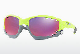 Ophthalmic Glasses Oakley RACING JACKET (OO9171 917139) - Green