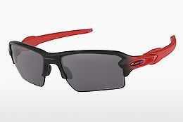 Ophthalmic Glasses Oakley FLAK 2.0 XL (OO9188 918866) - Red, Green