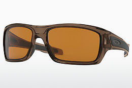 Ophthalmic Glasses Oakley TURBINE (OO9263 926302) - Brown