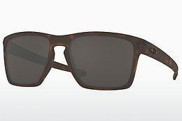 Ophthalmic Glasses Oakley SLIVER XL (OO9341 934104) - Brown, Havanna