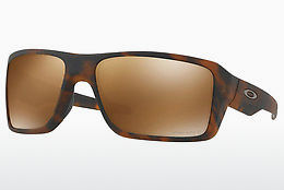 Ophthalmic Glasses Oakley DOUBLE EDGE (OO9380 938007) - Brown, Havanna