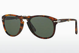 Ophthalmic Glasses Persol FOLDING (PO0714 108/58) - Brown, Havanna