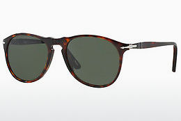 Ophthalmic Glasses Persol PO9649S 24/31 - Brown, Havanna
