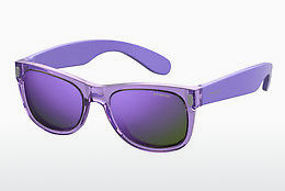 Ophthalmic Glasses Polaroid Kids P0115 141/MF - Transparent, Purple