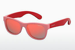 Ophthalmic Glasses Polaroid Kids P0300 6XQ/OZ - Red