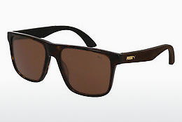 Ophthalmic Glasses Puma PU0104S 002 - Brown, Havanna