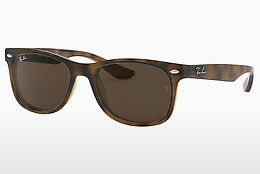 Ophthalmic Glasses Ray-Ban Junior Junior New Wayfarer (RJ9052S 152/73) - Brown, Havanna