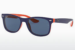 Ophthalmic Glasses Ray-Ban Junior Junior New Wayfarer (RJ9052S 178/80) - Blue