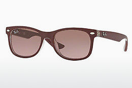 Ophthalmic Glasses Ray-Ban Junior Junior New Wayfarer (RJ9052S 702414) - Red, Transparent