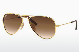 Ophthalmic Glasses Ray-Ban Junior Junior Aviator (RJ9506S 223/13) - Gold