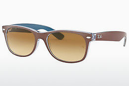 Ophthalmic Glasses Ray-Ban NEW WAYFARER (RB2132 618985) - Brown