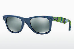 Ophthalmic Glasses Ray-Ban WAYFARER (RB2140 606140) - Blue