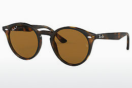Ophthalmic Glasses Ray-Ban RB2180 710/83 - Brown, Havanna
