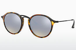 Ophthalmic Glasses Ray-Ban Round/classic (RB2447 11579U) - Brown, Havanna, Black