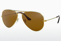 Ophthalmic Glasses Ray-Ban AVIATOR LARGE METAL (RB3025 001/33) - Gold