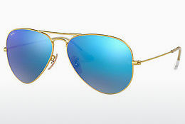 Ophthalmic Glasses Ray-Ban AVIATOR LARGE METAL (RB3025 112/17) - Gold
