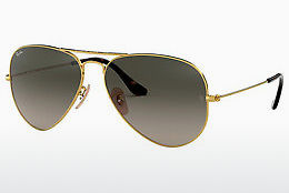 Ophthalmic Glasses Ray-Ban AVIATOR LARGE METAL (RB3025 181/71) - Gold