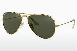 Ophthalmic Glasses Ray-Ban AVIATOR LARGE METAL (RB3025 L0205) - Gold
