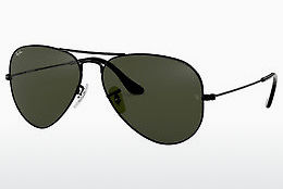 Ophthalmic Glasses Ray-Ban AVIATOR LARGE METAL (RB3025 L2823) - Black