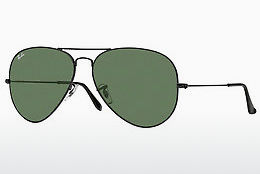 Ophthalmic Glasses Ray-Ban AVIATOR LARGE METAL II (RB3026 L2821) - Black