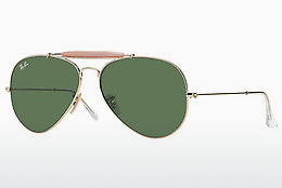 Ophthalmic Glasses Ray-Ban OUTDOORSMAN II (RB3029 L2112) - Gold