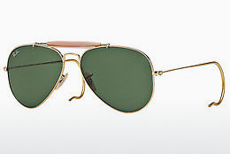 Ophthalmic Glasses Ray-Ban OUTDOORSMAN (RB3030 L0216) - Gold
