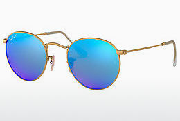 Ophthalmic Glasses Ray-Ban ROUND METAL (RB3447 112/4L) - Gold