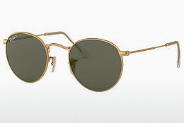 Ophthalmic Glasses Ray-Ban ROUND METAL (RB3447 112/58) - Gold