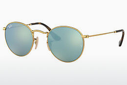 Ophthalmic Glasses Ray-Ban ROUND METAL (RB3447N 001/30) - Gold