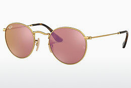 Ophthalmic Glasses Ray-Ban ROUND METAL (RB3447N 001/Z2) - Gold