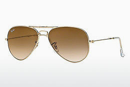 Ophthalmic Glasses Ray-Ban AVIATOR FOLDING (RB3479 001/51) - Gold