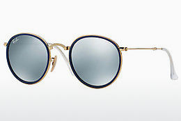 Ophthalmic Glasses Ray-Ban ROUND (RB3517 001/30) - Gold