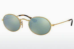 Ophthalmic Glasses Ray-Ban Oval (RB3547N 001/30) - Gold