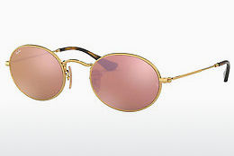 Ophthalmic Glasses Ray-Ban Oval (RB3547N 001/Z2) - Gold