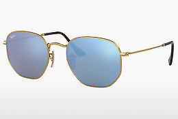 Ophthalmic Glasses Ray-Ban Hexagonal (RB3548N 001/9O) - Gold