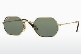 Ophthalmic Glasses Ray-Ban Octagonal (RB3556N 001) - Gold