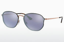 Ophthalmic Glasses Ray-Ban Blaze Hexagonal (RB3579N 90351U) - Pink