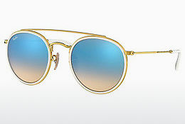 Ophthalmic Glasses Ray-Ban RB3647N 001/4O - Gold