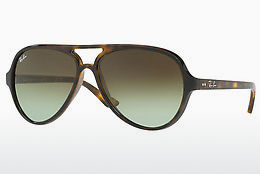 Ophthalmic Glasses Ray-Ban CATS 5000 (RB4125 710/A6) - Brown, Havanna