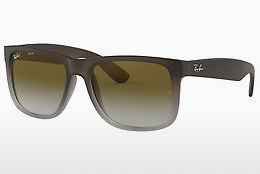 Ophthalmic Glasses Ray-Ban JUSTIN (RB4165 854/7Z) - Brown, Grey