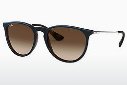 Ophthalmic Glasses Ray-Ban ERIKA (RB4171 631513) - Transparent, Brown, Blue