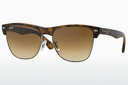 Ophthalmic Glasses Ray-Ban CLUBMASTER OVERSIZED (RB4175 878/51) - Grey, Brown, Havanna