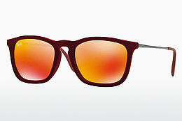 Ophthalmic Glasses Ray-Ban CHRIS (RB4187 60786Q) - Red