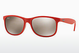 Ophthalmic Glasses Ray-Ban ANDY (RB4202 61555A) - Red