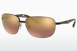 Ophthalmic Glasses Ray-Ban RB4275CH 710/6B - Brown, Havanna